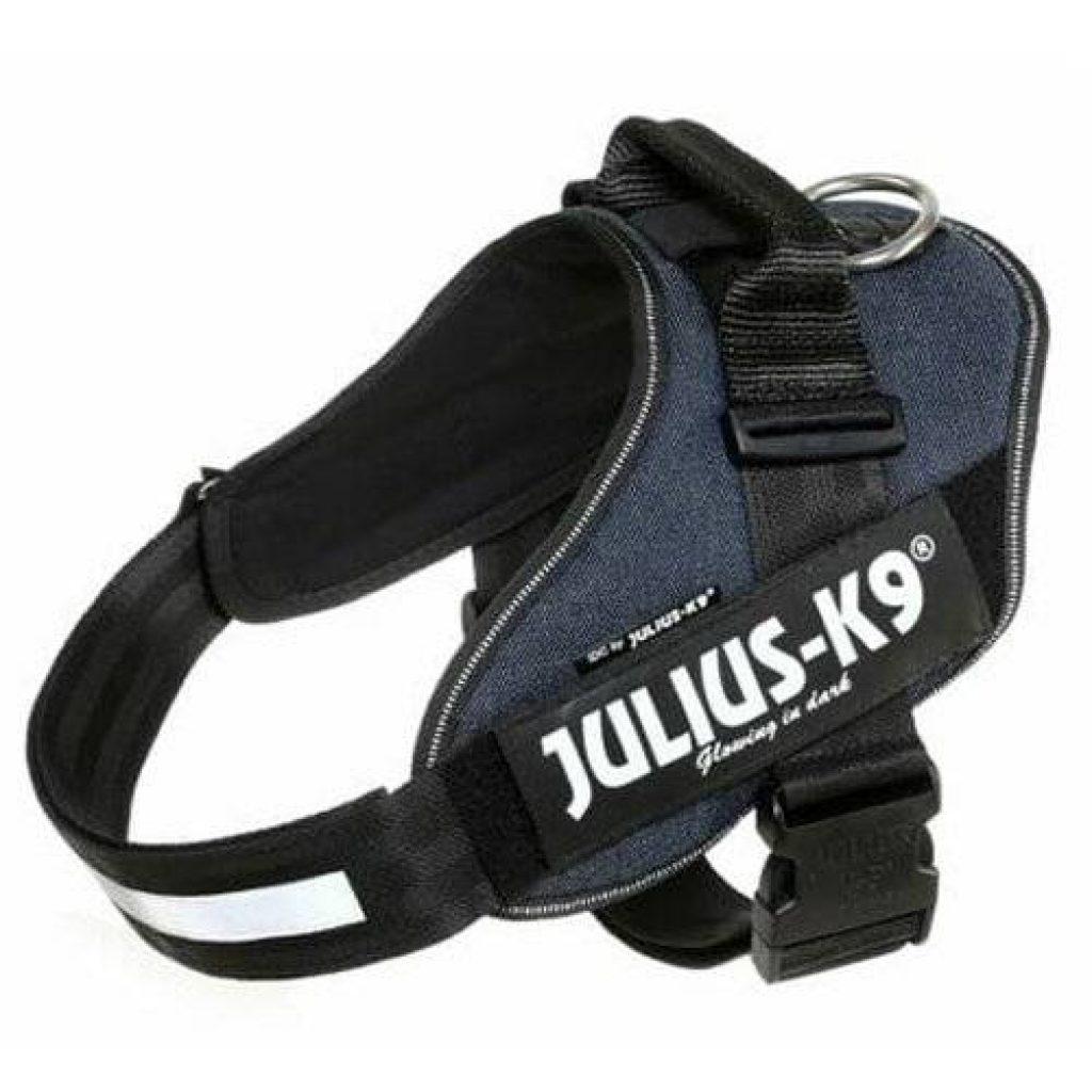 Julius K9 IDC Harnais pour chien Noir 0 58-75 cm // 15-23 kg